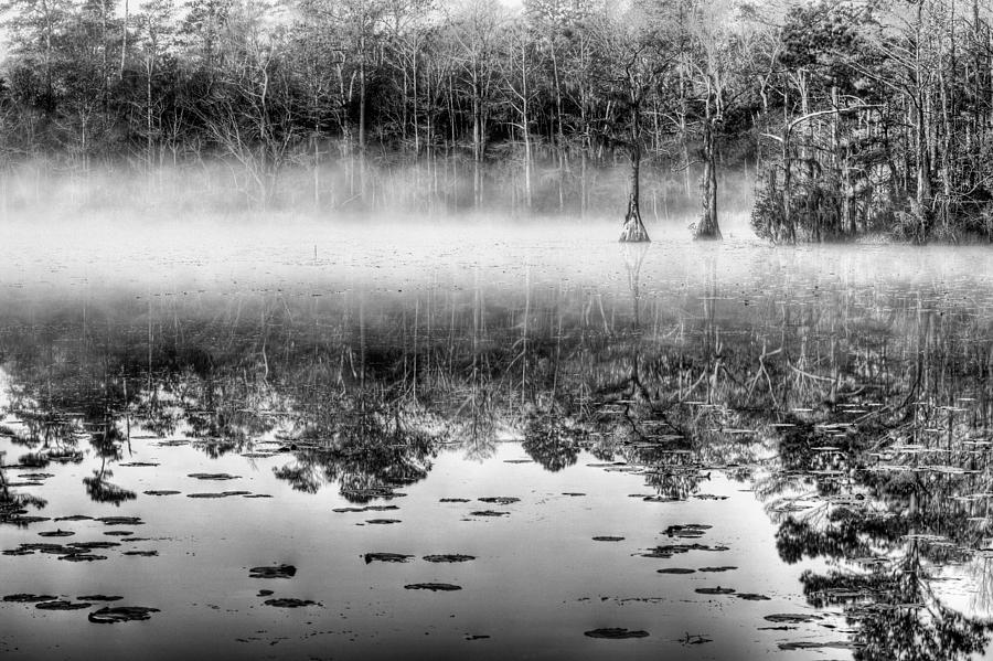 Shrouded Photograph - Shrouded by JC Findley