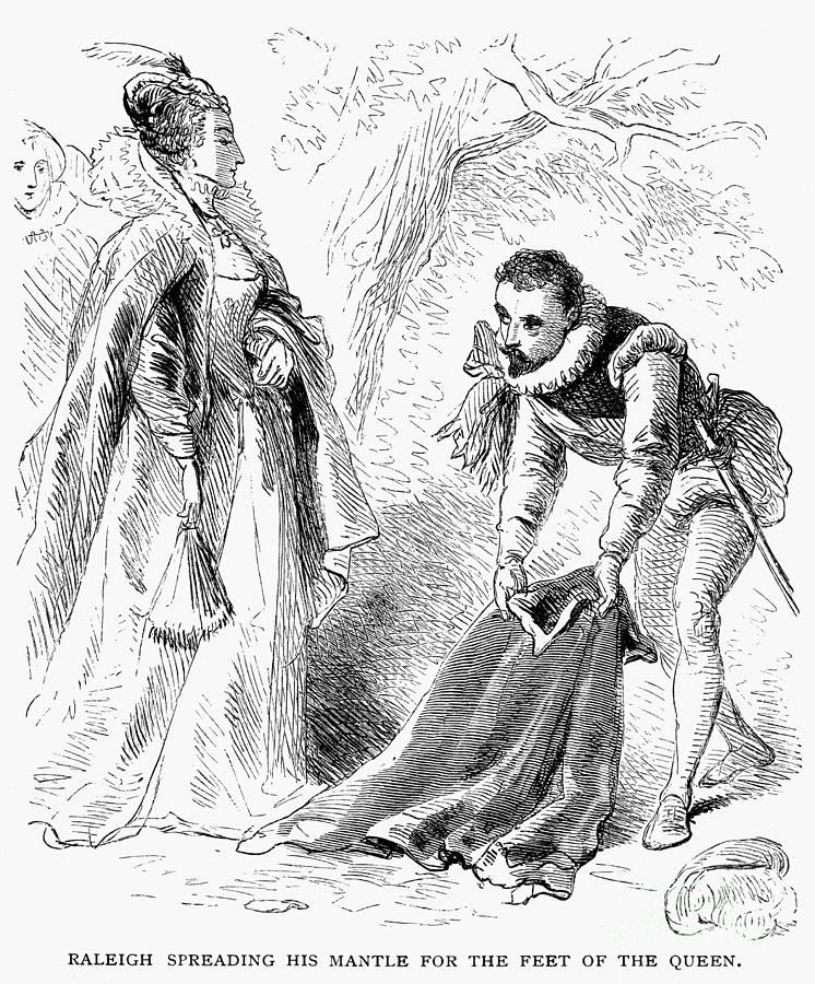 sir walter raleigh and roanoak One of the first attempts to colonize the new world was roanoke colony by sir walter raleigh the island was found abandoned and, to.