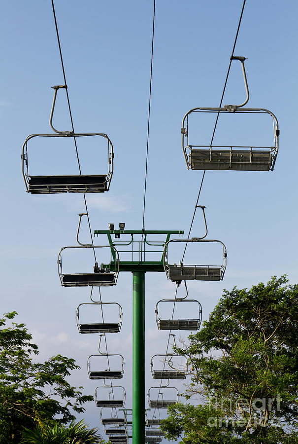 Fun Photograph - Sky Ride by Blink Images