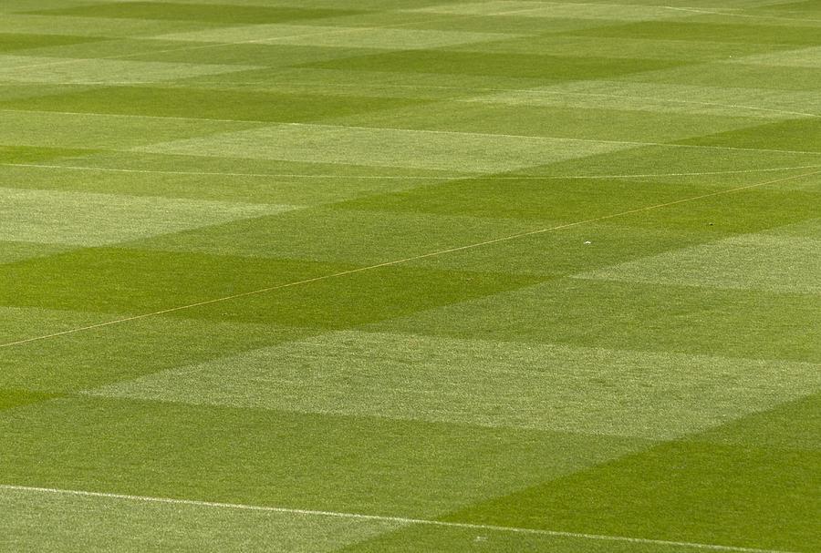 Madrid Photograph - Soccerfield by Karin Haas