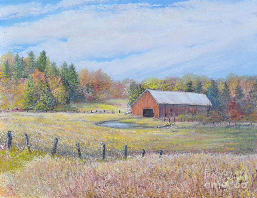 Somerset County Farm by Penny Neimiller