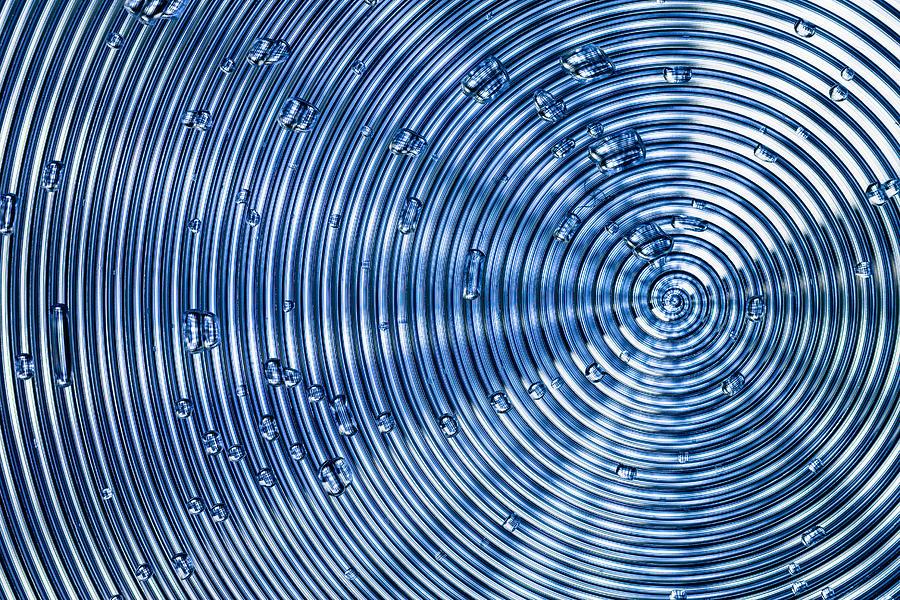 Photograhy Photograph - Spiral by Daniel Kulinski