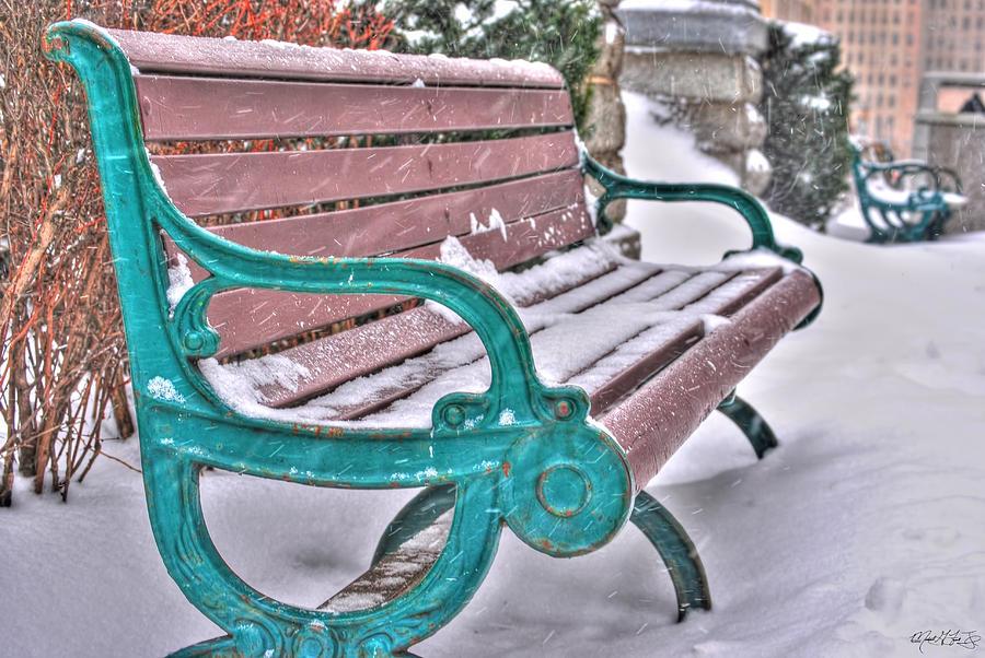 Still Waiting Photograph by Michael Frank Jr
