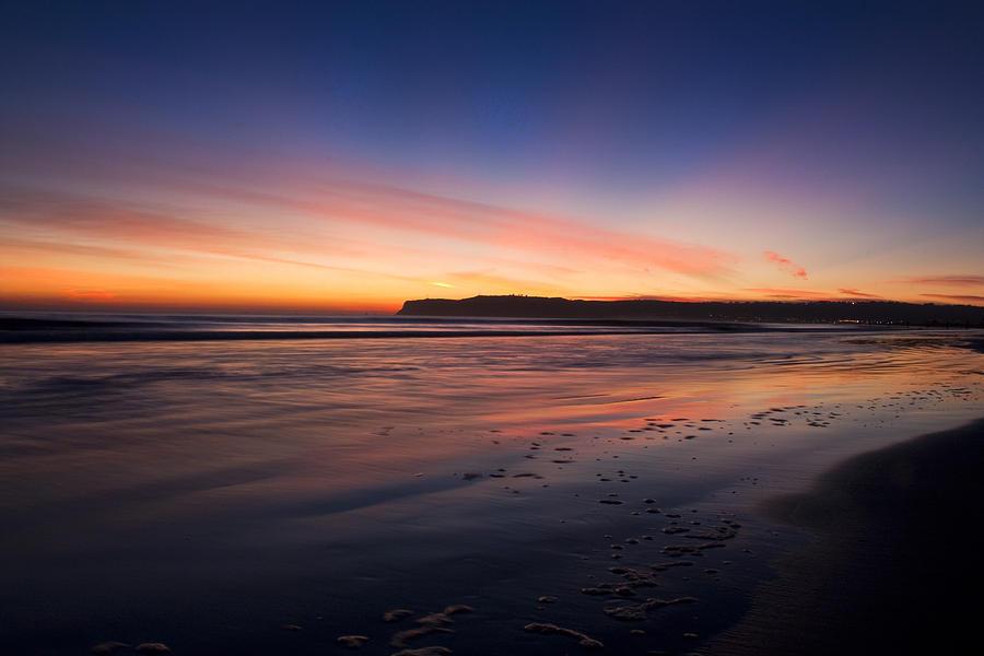 Sunset Photograph - Sunset by Benjamin Street