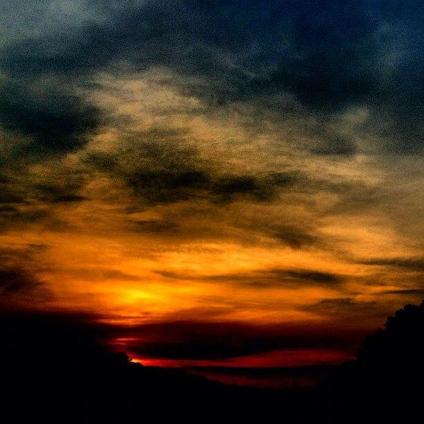Sunset Photograph - Sunset by Katie Williams