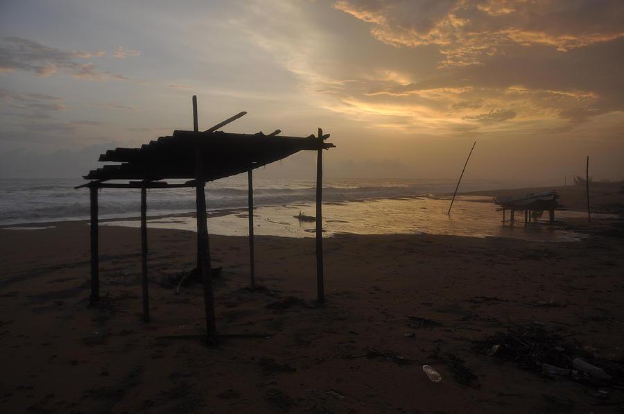Sunset Photograph - Sunset by Satheesh Kumar