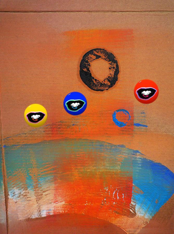 Australia Painting - Surfs Up by Charles Stuart