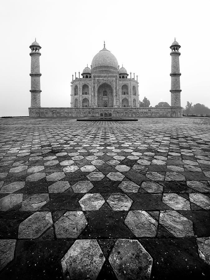 Taj Photograph - Taj Mahal by Nina Papiorek