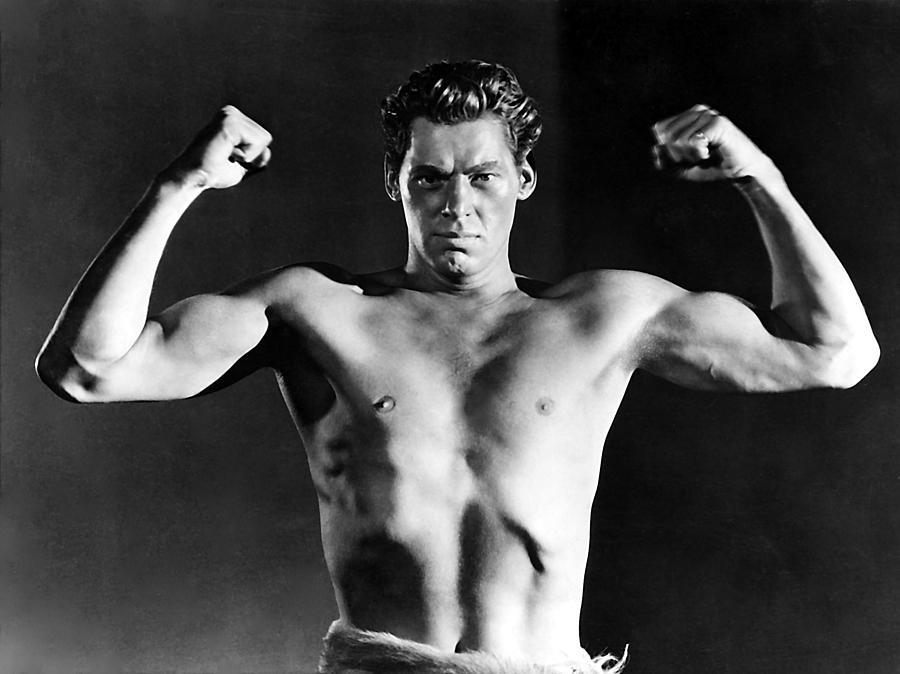 Tarzan Johnny Weissmüller