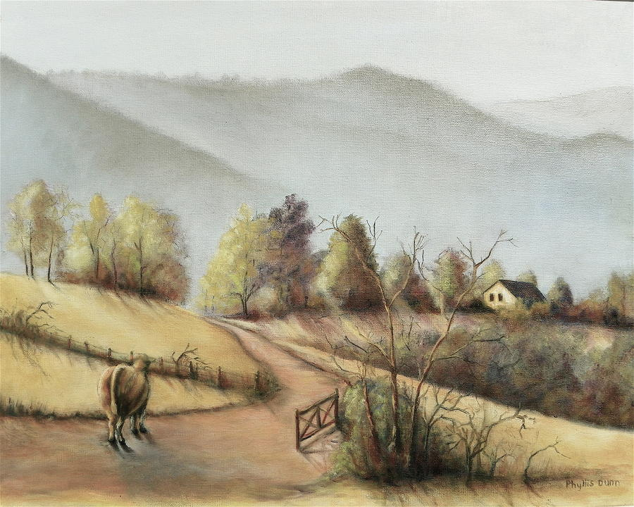Tennessee Morning by Phyllis Dunn