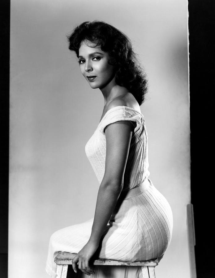 the decks ran red dorothy dandridge photograph by everett