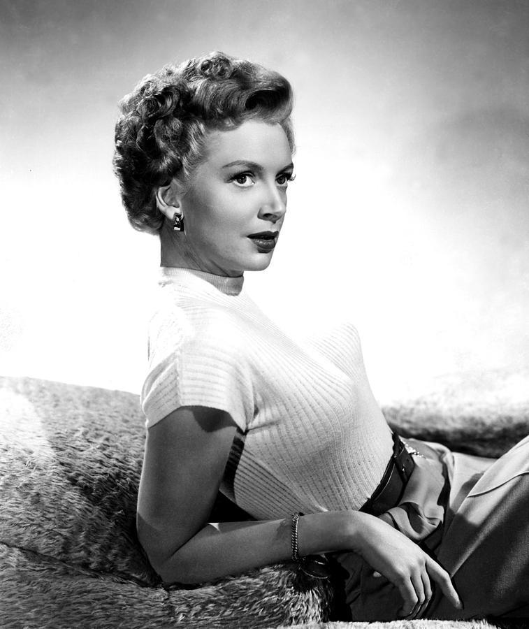 1955 Movies Photograph - The End Of The Affair, Deborah Kerr by Everett