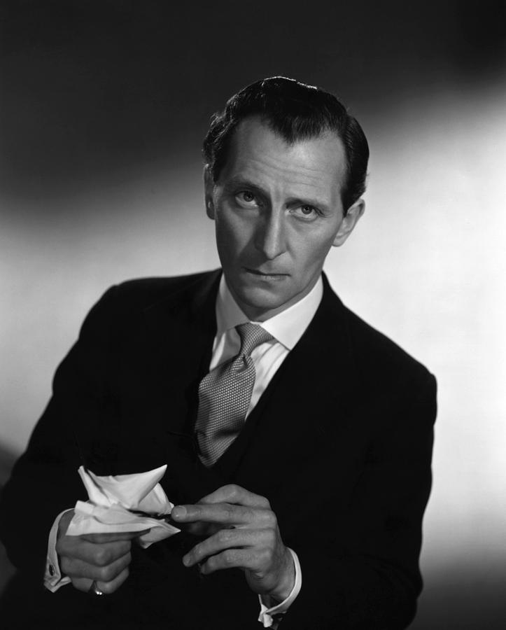1955 Movies Photograph - The End Of The Affair, Peter Cushing by Everett