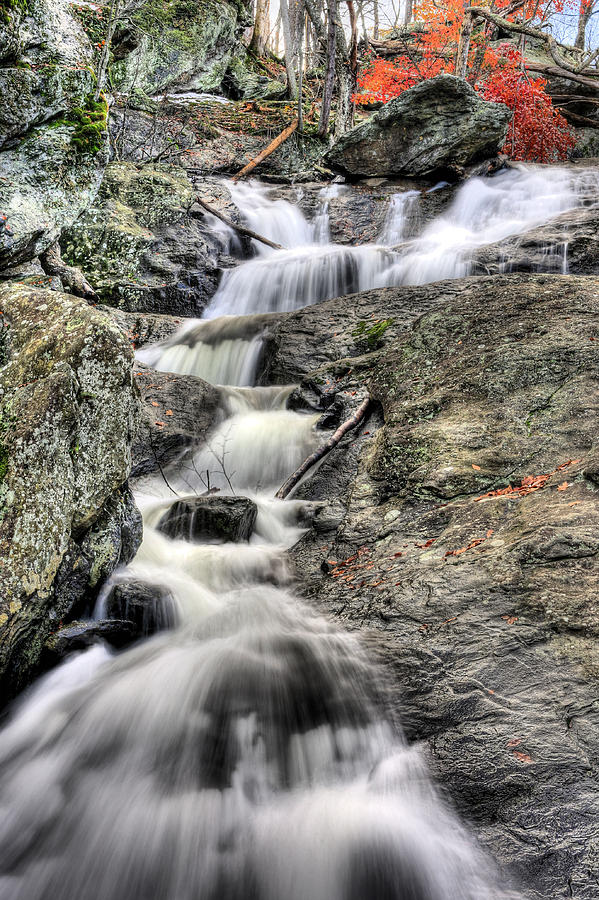 Cunningham Falls Photograph - The Falls by JC Findley