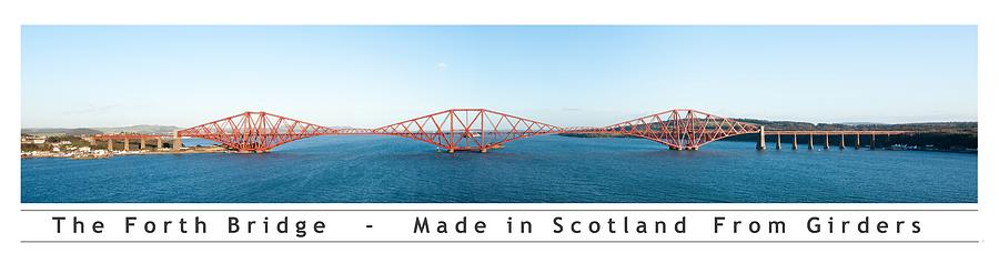 The Forth Bridge by Max Blinkhorn