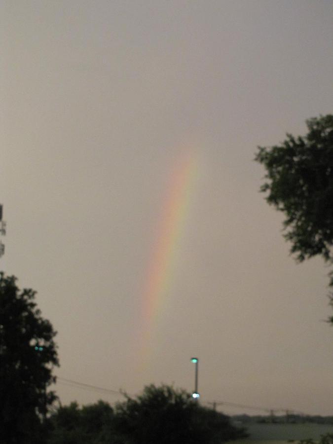 Rainbow Photograph - The Promise by Shawn Hughes