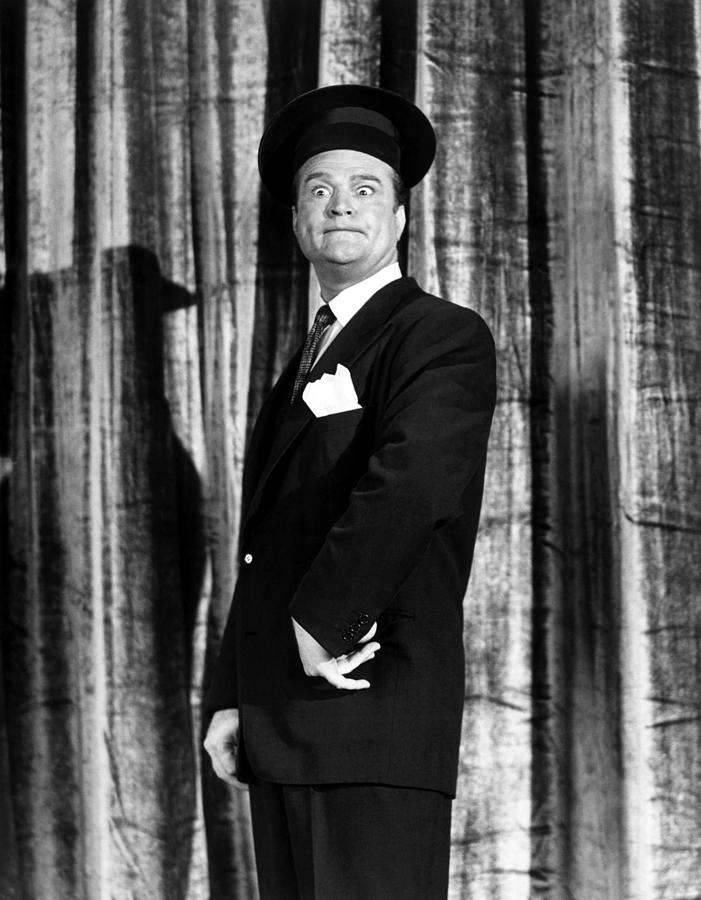 Bbtv Photograph - The Red Skelton Show, Red Skelton by Everett
