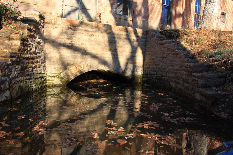 Historic Photograph - The Shadow Of Time by Cynthia Cox Cottam