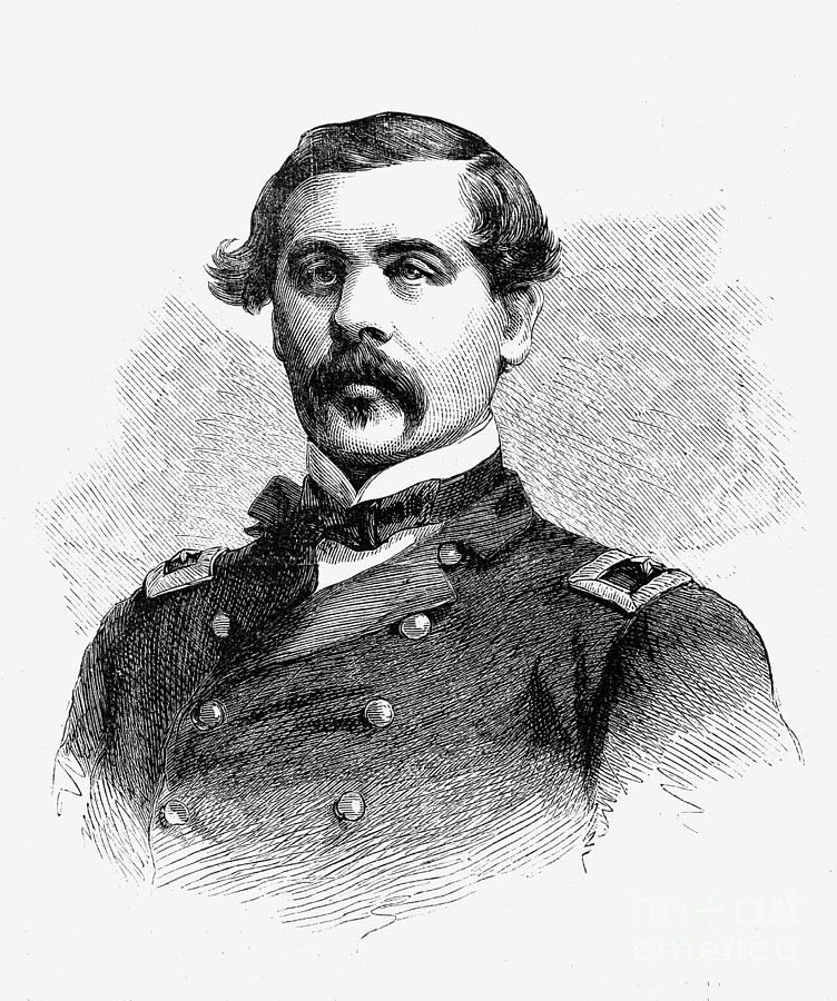 1867 Photograph - Thomas Francis Meagher by Granger