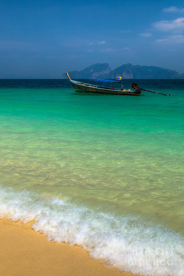 Asia Photograph - Tropical Paradise by Adrian Evans