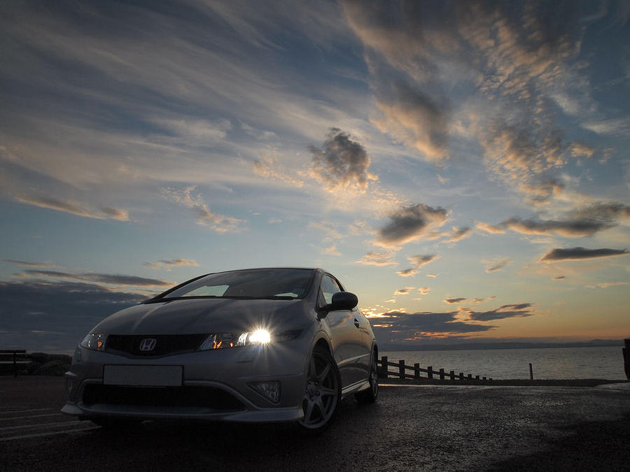 Type R Photograph - Type R by Christopher Mercer
