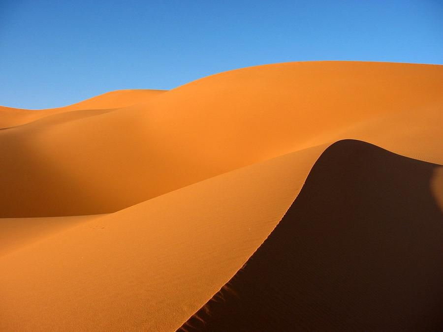 Horizontal Photograph - Ubari Sand Sea, Libya by Joe & Clair Carnegie / Libyan Soup