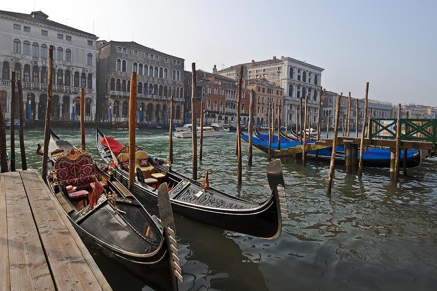 Architecture Photograph - Venice - Italy by Joana Kruse