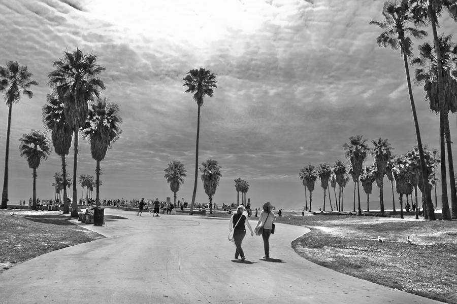 Venice Beach1 Photograph by Janel Todd