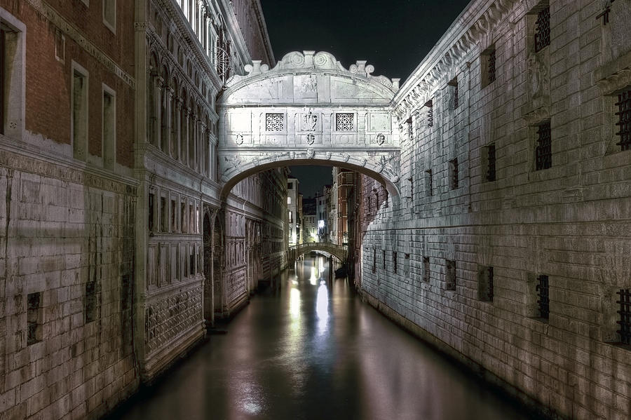 Venice Photograph - Venice by Joana Kruse