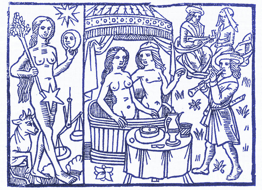 History Photograph - Venus, Roman Goddess Of Love by Science Source