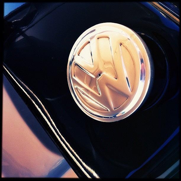 Wheel Photograph - #vw #volkswagon #sacramento #bugorama by Exit Fifty-Seven