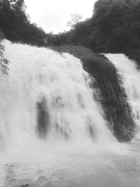Water Fall Photograph by Prashant Upadhyay