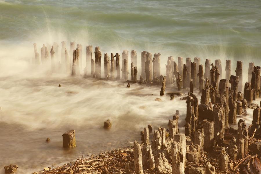 Waves Photograph - Waves by Joana Kruse