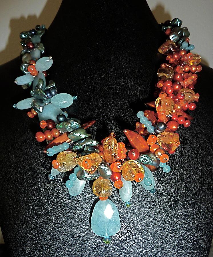 Custom Order Jewelry - Wild Thing by Marta Eagle