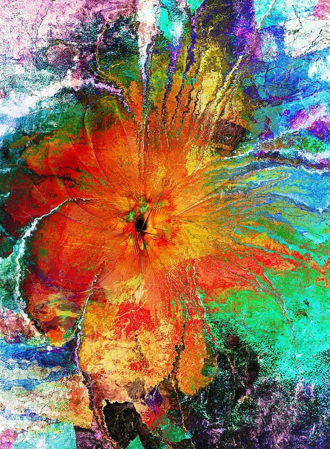Abstract Digital Art - Will You Love Me Tomorrow by Amanda Moore