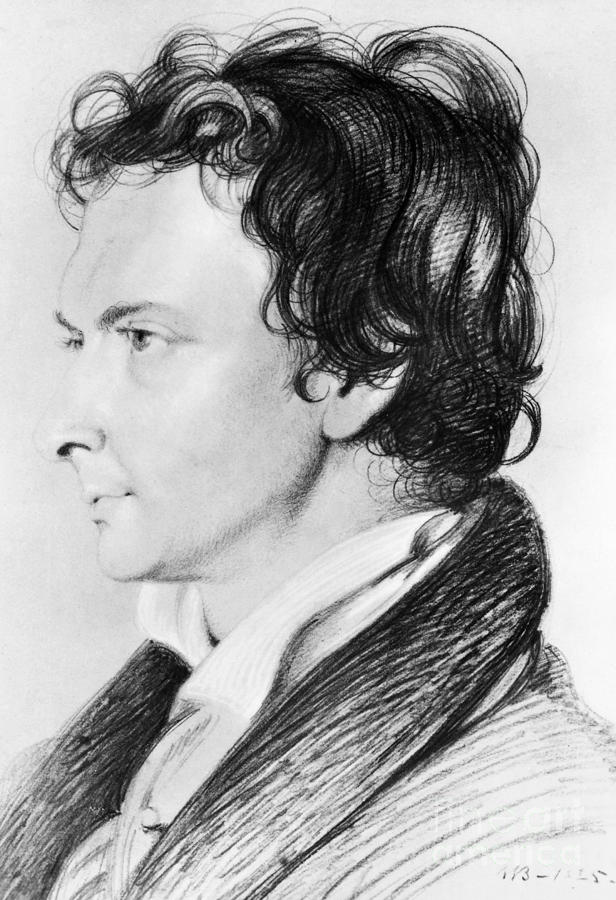 1825 Photograph - William Hazlitt (1778-1830) by Granger