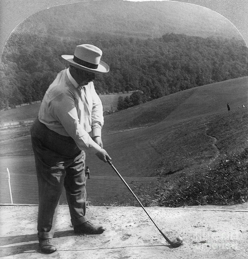1908 Photograph - William Howard Taft by Granger