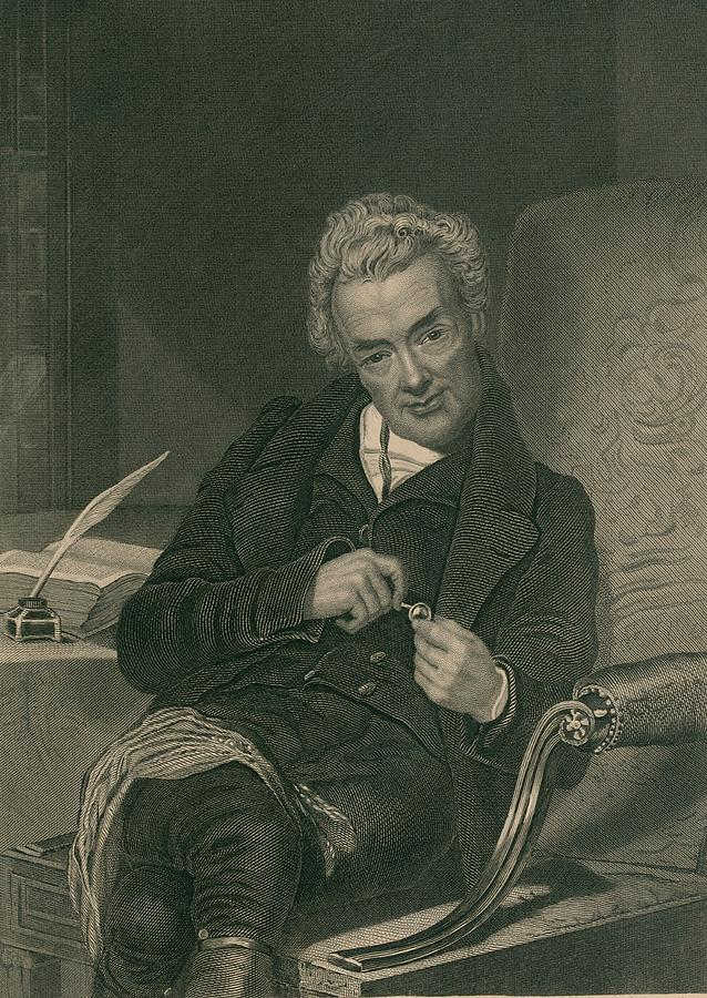 History Photograph - William Wilberforce 1859-1833 British by Everett