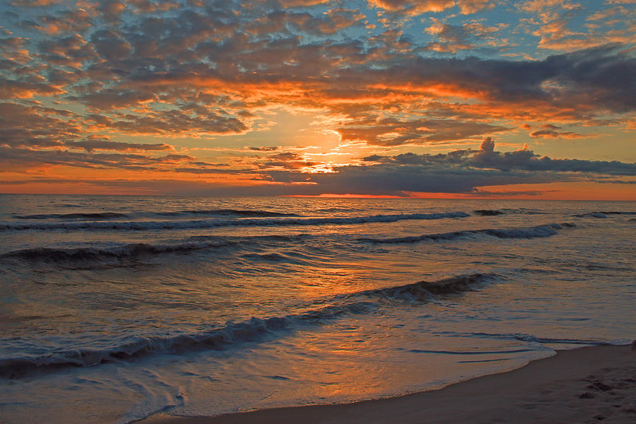Sunset Photograph - Wish You Were Here... by Dave Alexander