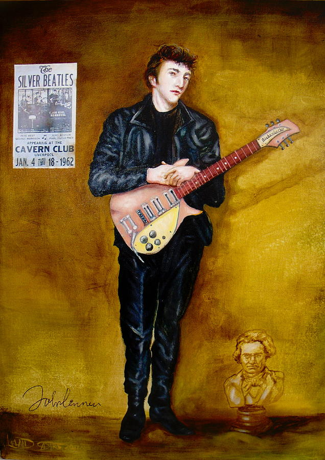 Beatles John Lennon Painting