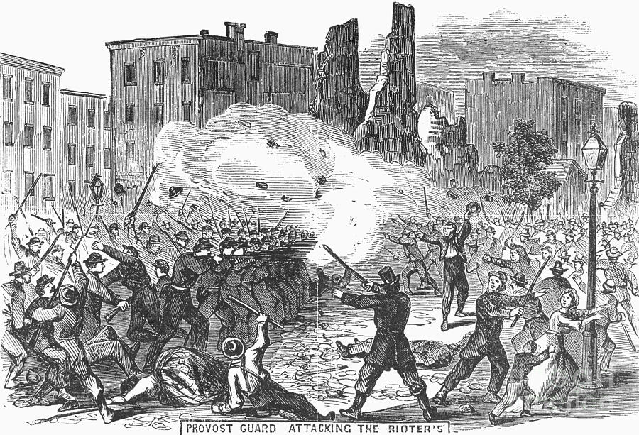 civil war draft riots essay contest New york city draft riots (july 11-13, 1863) although demonstrations took place in many northern cities, the riots that broke out in new york city were both the most violent and the most publicized the following are reports, taken from the official records of the war of the rebellion, of some of the.