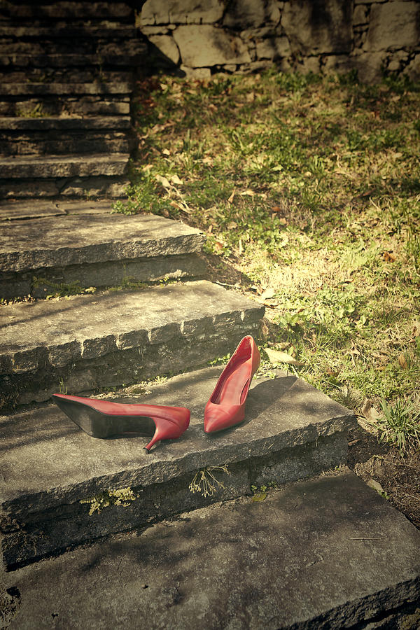 Shoes Photograph - Pumps by Joana Kruse