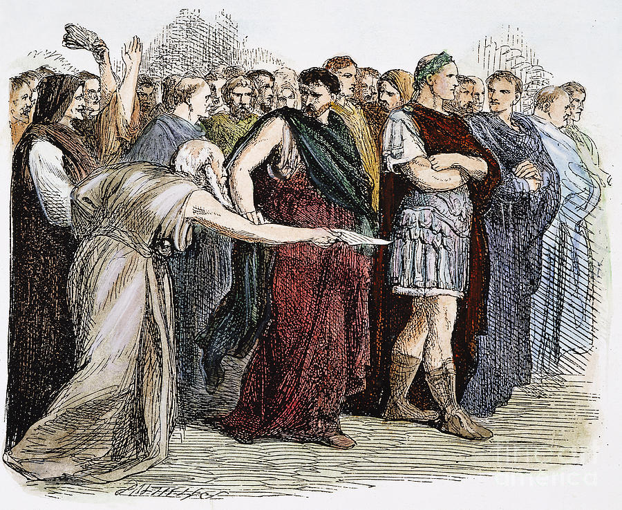 a review of shakespeares play julius caesar Julius caesar reviews: julius  my first caesar, having read the play ages  anyone with an even casual awareness of shakespeare's work read full review.