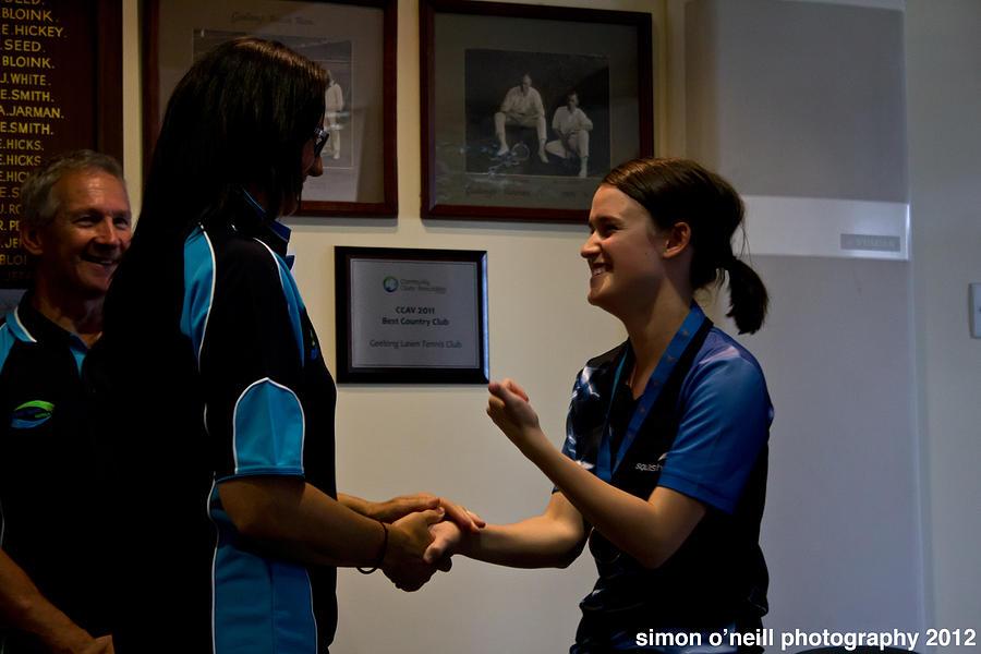 Deaf Photograph - Australian Deaf Games 2012 by Edan Chapman