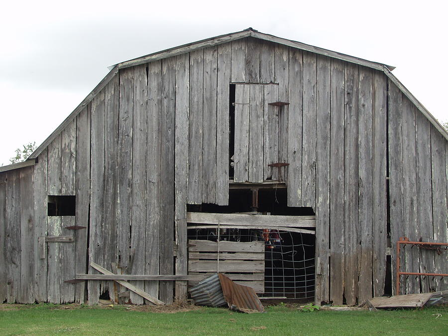 Barn Photograph - Barn by Ronald Olivier