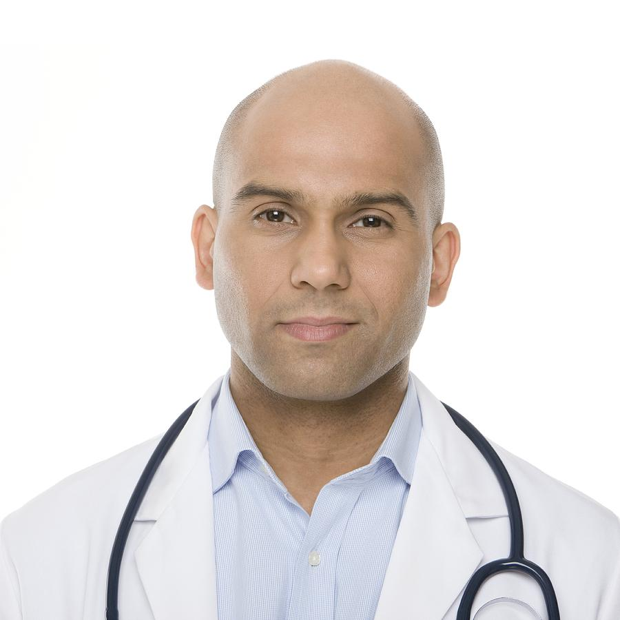 Doctor Photograph - Doctor by