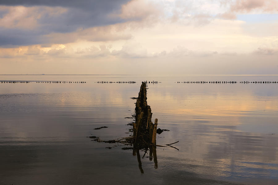 Wadden Sea Photograph - Kampen - Sylt by Joana Kruse