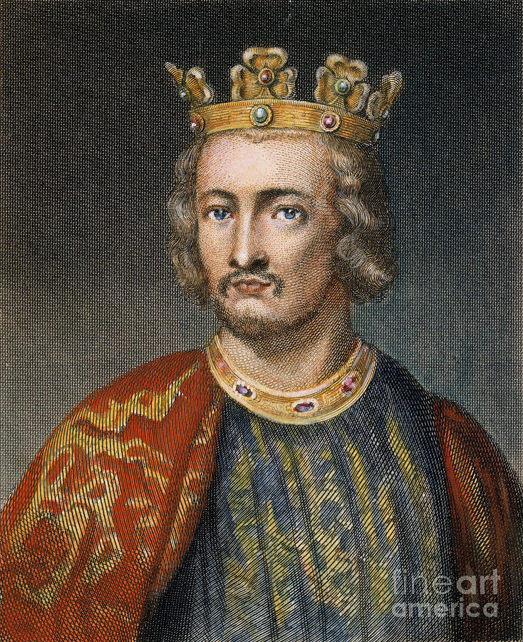 King John Of England Photograph By Granger
