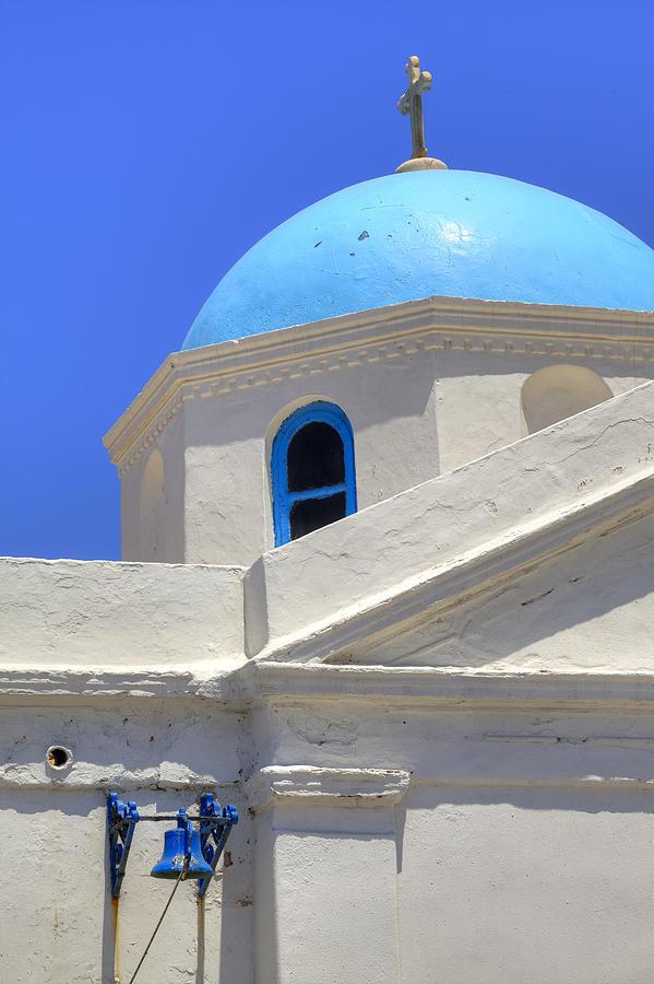 Agios Nikolaos Tis Kadenas Photograph - Mykonos by Joana Kruse