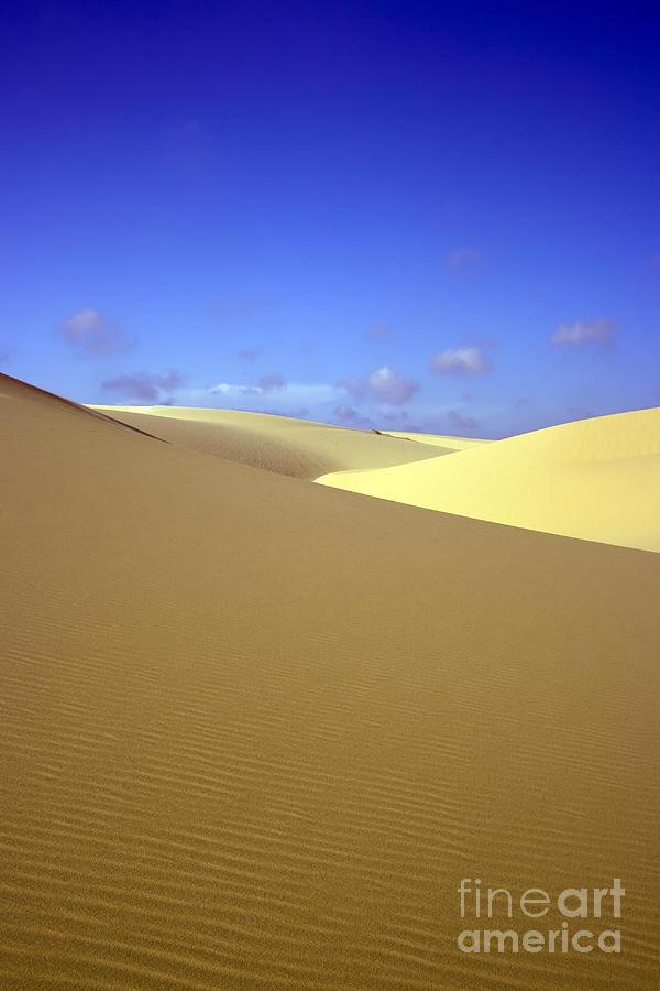 Texture Photograph - Desert by MotHaiBaPhoto Prints